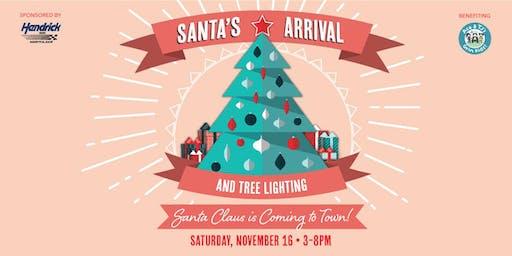 Santa's Arrival + Tree Lighting