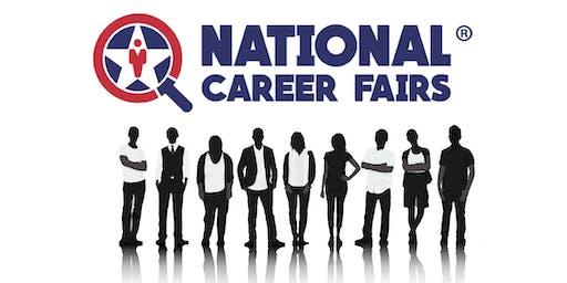 Raleigh Career Fair July 9, 2020