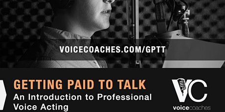 Chicago - Getting Paid to Talk, Making Money with Your Voice tickets