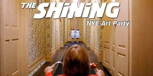 The Shining NYE Art Party