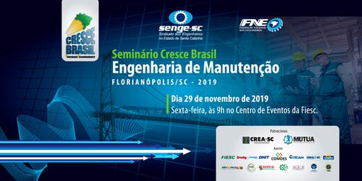SEMINÁRIO ENGENHARIA DE MANUTENÇÃO