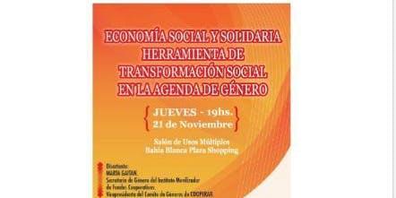 ESS Herramientas de transformación social en la agenda de género