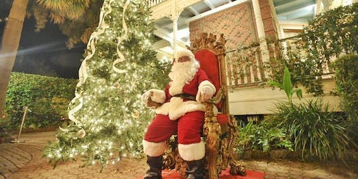 Visit with Santa at The Beaufort Inn