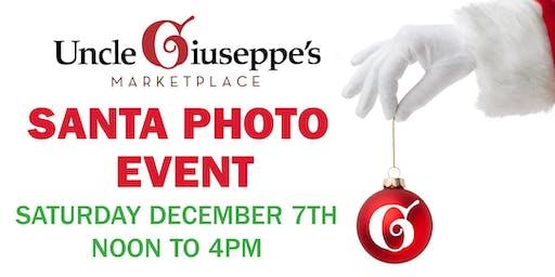 Santa Photo Event Ramsey Uncle Giuseppe's