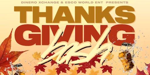 Dinero Xchange Thanksgiving Eve Bash
