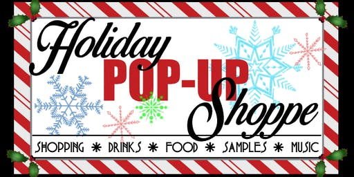 Holiday Pop-Up Shoppe