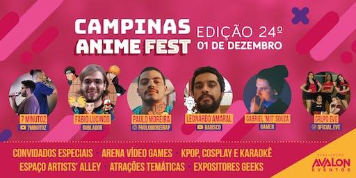 24º Campinas Anime Fest