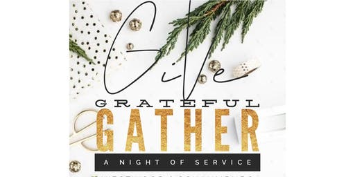 GiVe - GRATEFUL GATHER