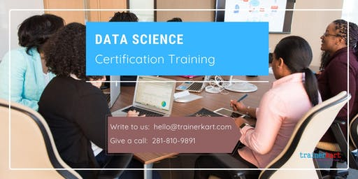 Data Science 4 days Classroom Training in York Factory, MB