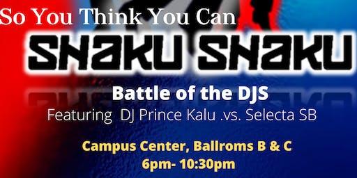 So you Think you can Shaku Shaku
