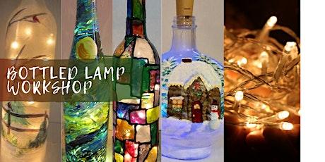 Festive Bottle Lamp Workshop tickets