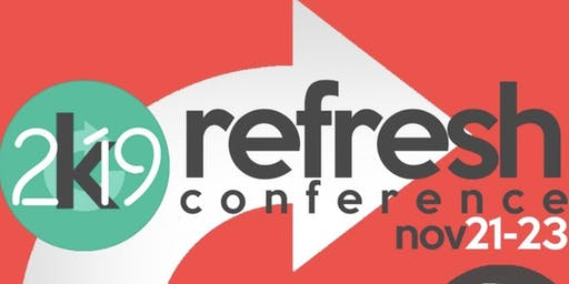 Refresh 2k19 Conference