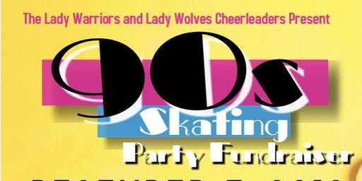 Perspectives Cheer Fundraiser - 90's Party