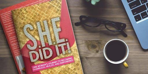 #S.H.E Book Release Celebration