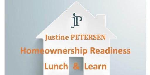 Lunch and Learn - Homeownership Readiness