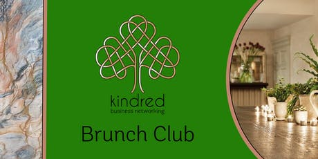 Kindred Business Networking - Brunch Club tickets