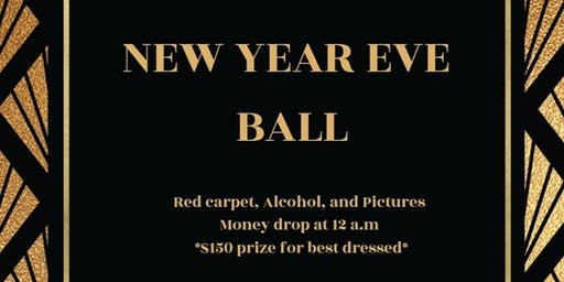 2019 New Years Eve Ball