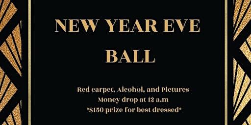 2019 New Years Eve Ball
