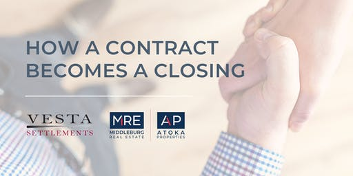 Contract to Closing + Model Home Tour