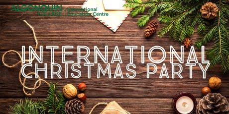 International Christmas Party tickets