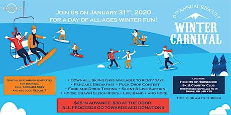 6th Annual Winter Carnival tickets