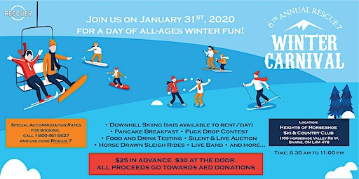 6th Annual Winter Carnival