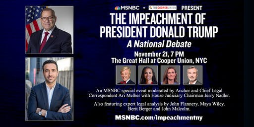 The Impeachment of President Donald Trump: A National Debate