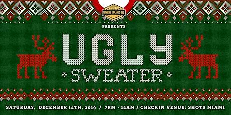 Ugly Sweater Bar Crawl Wynwood tickets