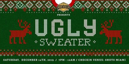 Ugly Sweater Bar Crawl Wynwood
