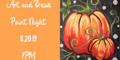 Art and Brew Night