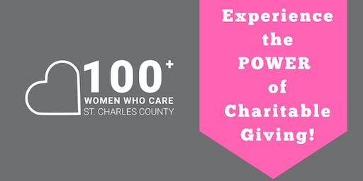 100 Women Who Care-STC Impact Meeting