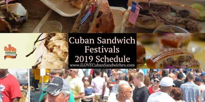 5th Annual Metro Orlando & Kissimmee Cuban Sandwich Festival - General Adm