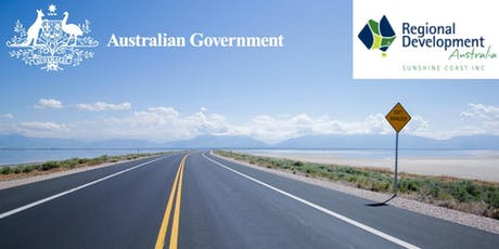 Building Better Regions Fund (BBRF) Workshop and Government Funding - Noosa tickets