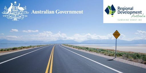 Building Better Regions Fund (BBRF) Workshop and Government Funding - Noosa