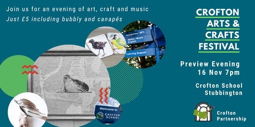 Crofton Art Fest Preview Evening