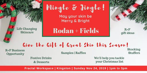 Rodan + Fields®  Mingle & Jingle Holiday Event