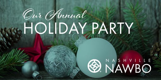 Join us for a VERY SPECIAL NAWBO Nashville Holiday Luncheon