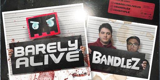 Barely Alive and Bandlez: Public Enemies Tour - Gainesville, FL