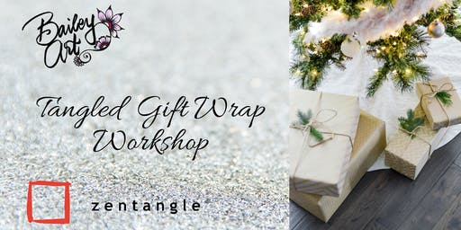 Tangled Gift Wrap - Two Hour Adult Workshop (Step 2 Equivalent)