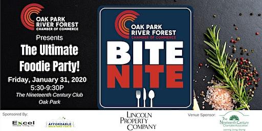 OPRF Chamber Presents: Bite Nite 2020