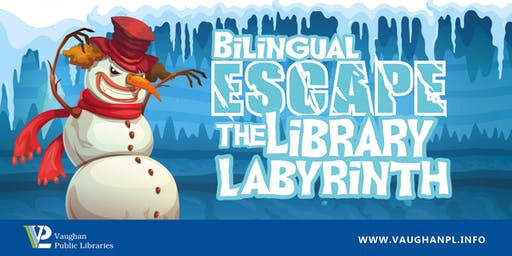 Bilingual Escape the Library Labyrinth