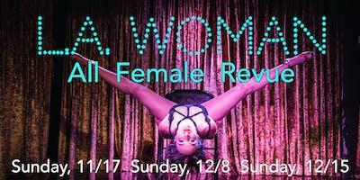 L.A. WOMAN All Female Revue