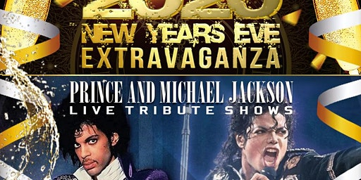 New Years Eve 2020 Prince / Michael Jackson Live Tribute Show & Countdown