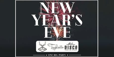 New Year's Eve at Tagliata/The Elk Room/Italian Disco tickets