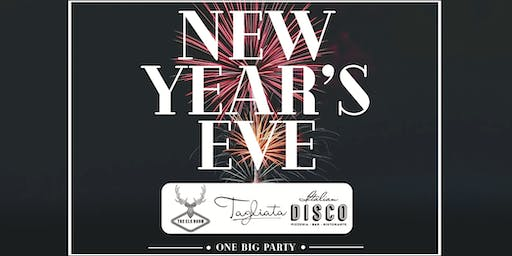 New Year's Eve at Tagliata/The Elk Room/Italian Disco