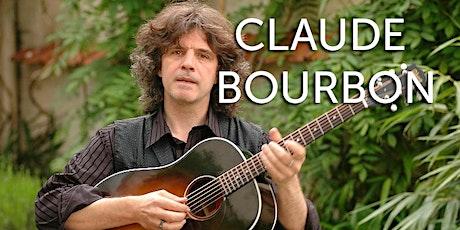 Claude Bourbon in Bishop Hill tickets