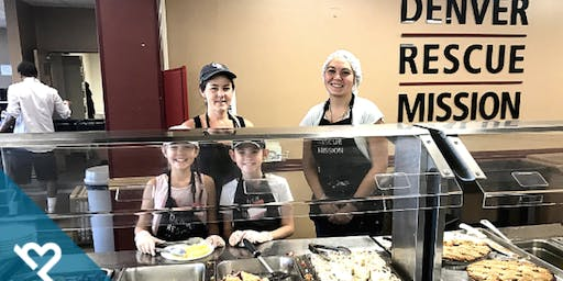 Volunteer with Project Helping the Denver Rescue Mission (The Crossing)