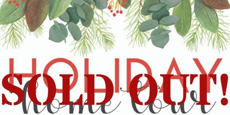 The Oakwood Historical Society's 2nd Annual Holiday Home Tour tickets
