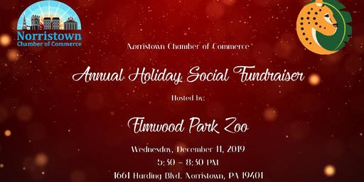 2019 Holiday Social Fundraiser
