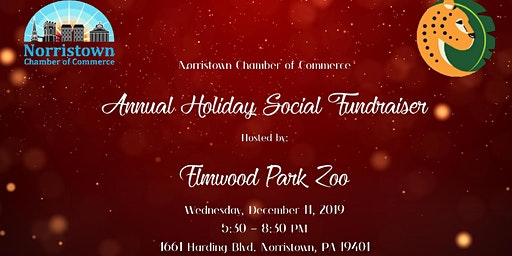 2019 Holiday Social Fundraiser